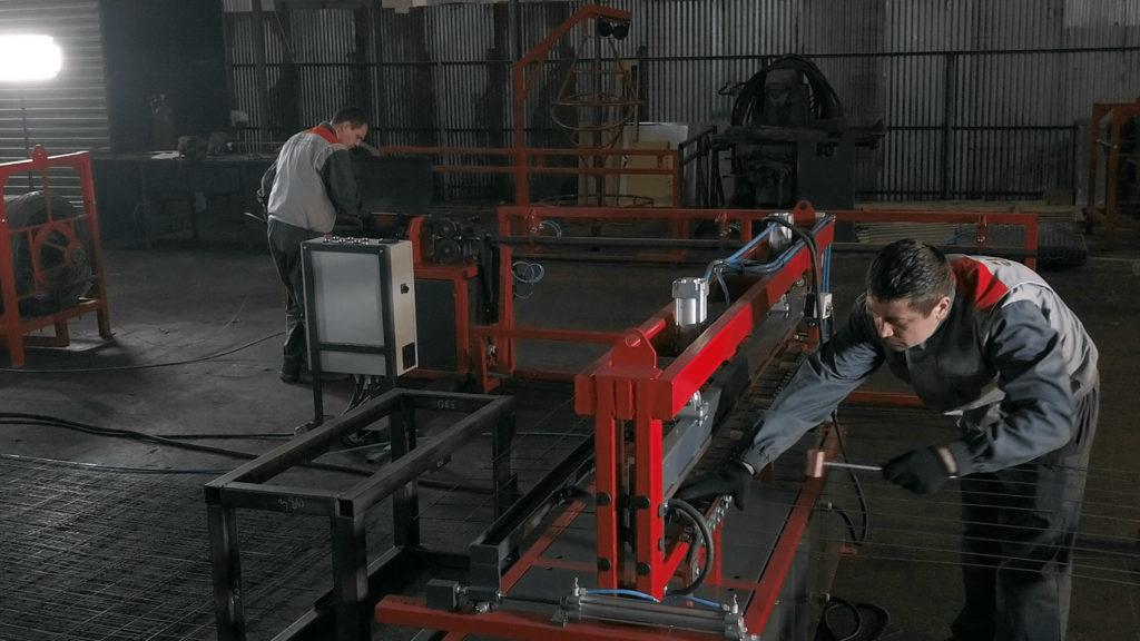 Производственная линия RDN-300 Фото-2258