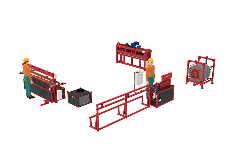 Производственная линия RDN-300