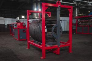 Изготовление арматурной, дорожной, оцинкованной сетки на надёжном, современном оборудовании