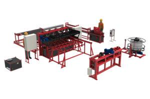 Производственная линия RDN-1500 на базе PAL