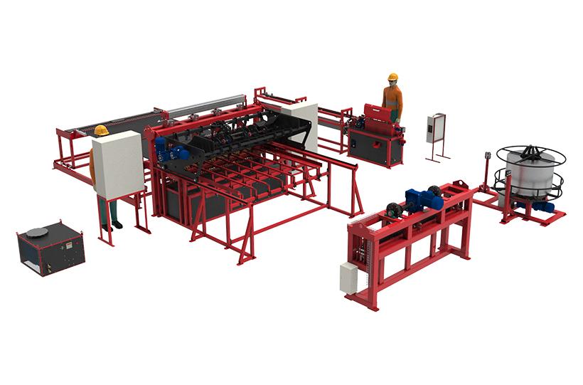 Производственная линия RDN-1500