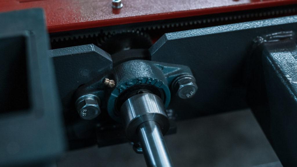 Полуавтоматическая линия сварки сеток в кондукторе серии PALK Фото-1696