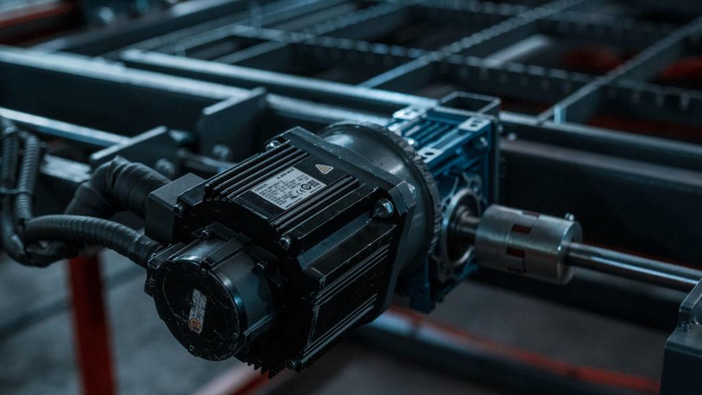 Полуавтоматическая линия сварки сеток в кондукторе серии PALK Фото-1697