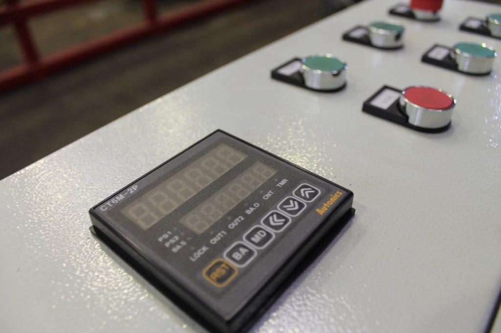 Правильно-отрезной станок серии 3DSPO для заборов 3D Фото-1824