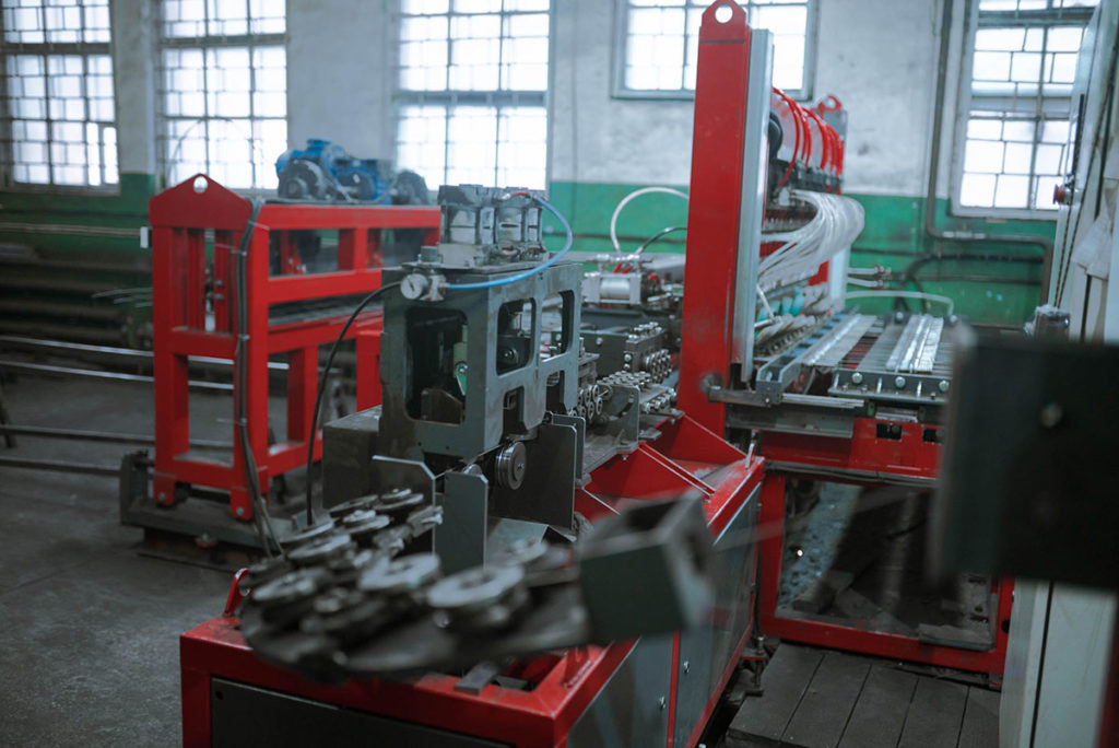 Автоматическая линия серии AL Optimum Фото-2769