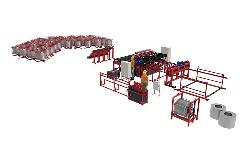 Производственная линия RDN-3000