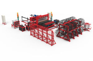 Производственная линия RDN-3800 на базе AL Optimum