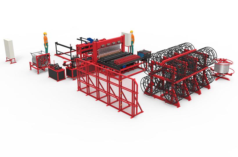 Производственная линия RDN-3800 Optimum