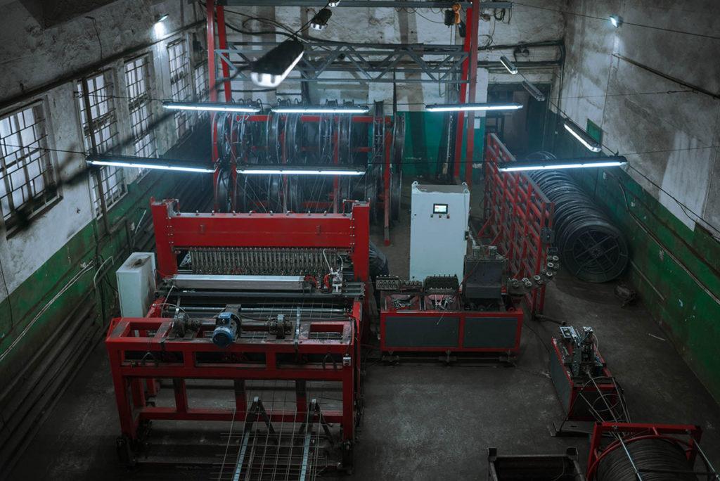 Производственная линия RDN-3800 на базе AL Optimum Фото-2777