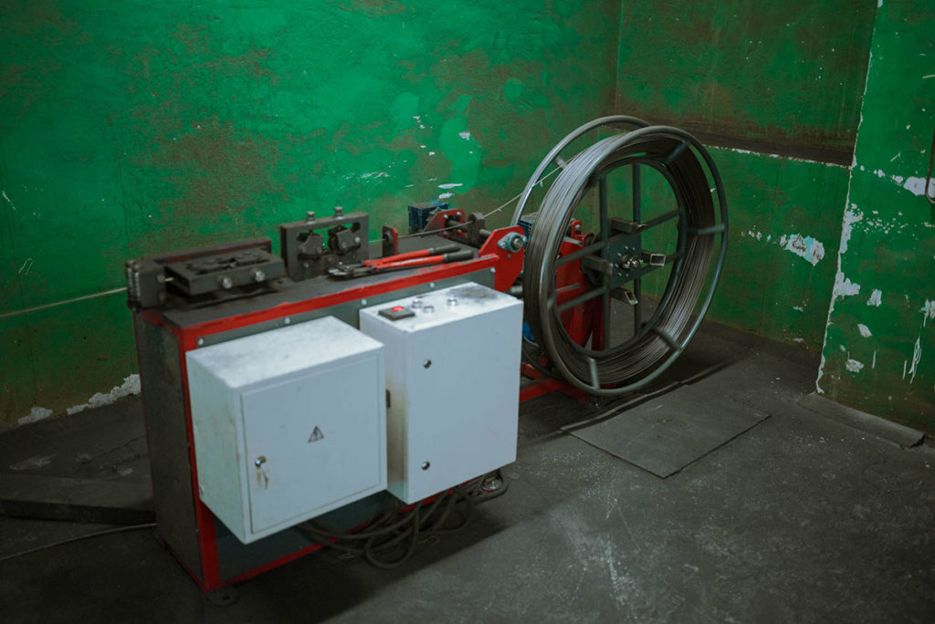 Производственная линия RDN-3800 на базе AL Optimum Фото-2781