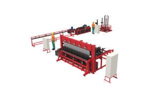 Производственная линия TRDN-1000