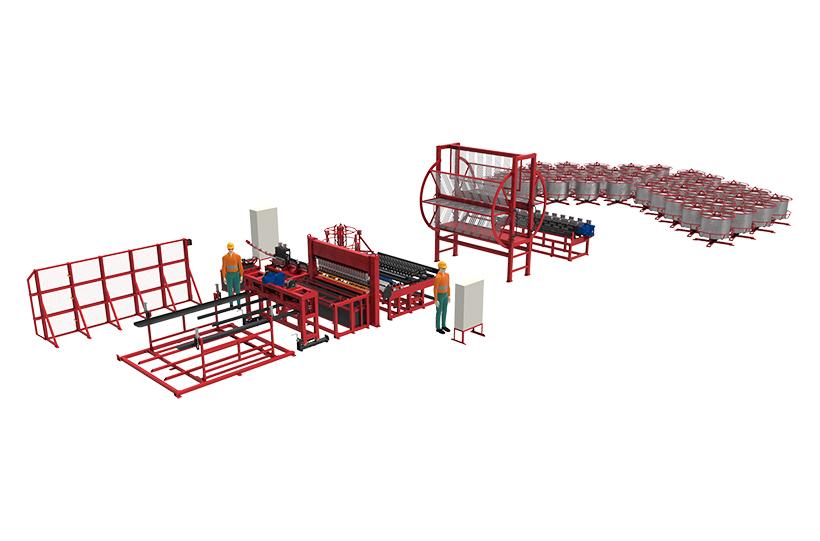 Производственная линия RDN-4400 на базе AL Speed