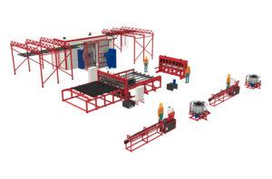 Производственная линия 3DRDN-1800