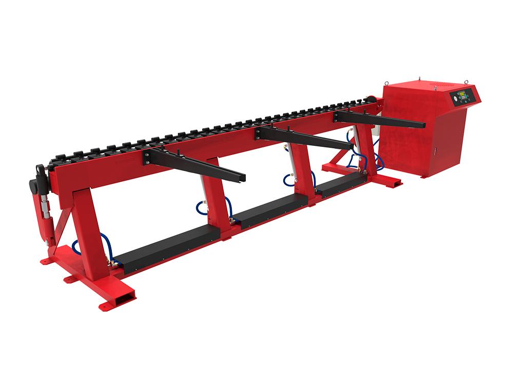 Гидравлический станок для гибки арматурной сетки SGS-2020
